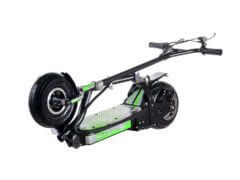 E-Roller Scout Mini zusammengeklappt