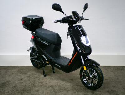 Elektro-Scooter Elektropower Zeron schwarz
