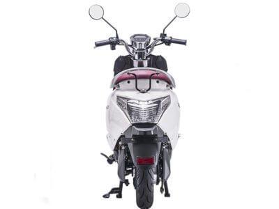 Elektro-Moped Diamond hinten