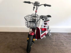 E-Scooter Sunra vorne