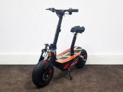 Elektro-Roller Nitro Monster neues Modell