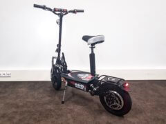 Elektrischer Roller Nitro Roadster HInterrad Nabenmotor
