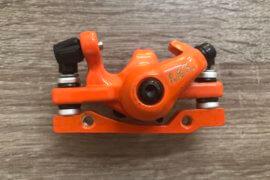 Bremssattel Jak 5 Orange Edition Nitro Mach1 Scooter