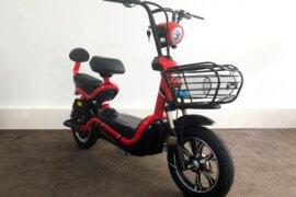Elektro Roller Sunra Sport rot