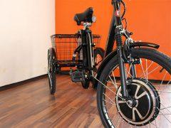 Elektro Dreirad RAM Plus