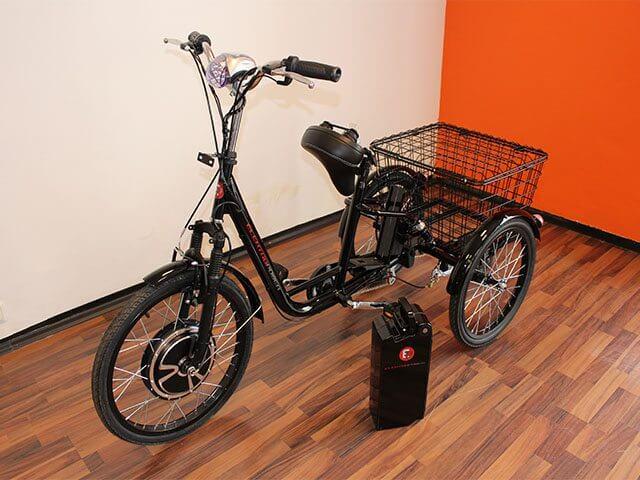 elektro dreirad ram plus escooter shop. Black Bedroom Furniture Sets. Home Design Ideas