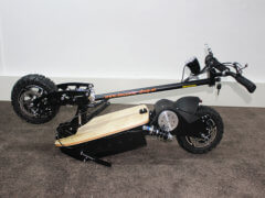 e scooter cruiser 2000W faltbar