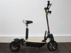 e scooter cruiser 2000W neues modell 2018