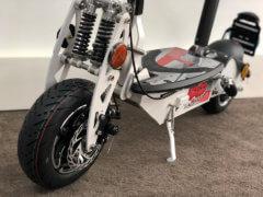 e scooter cruiser 600 doppelte federung