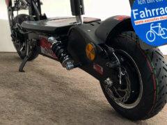 e scooter cruiser 600 mit verbesserter Federung