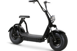 e-scooter easy rider schwarz