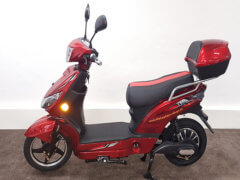 e scooter storm rot neues modell