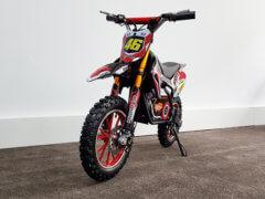 elektro motorrad jumpy 500