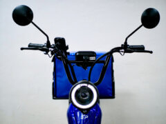 E-Scooter Works LED Licht