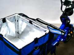 E-Scooter Works Tasche
