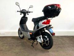 E-Velo Guewer Elektro Roller hinten