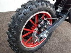 kinder elektro motorrad hinterrad