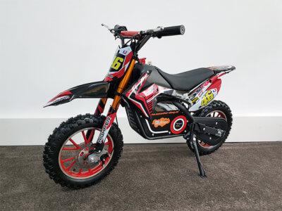 Kinder Elektro Motorrad Jumpy 500