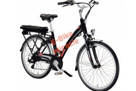 E-Bike Miracle Elektro-Fahrrad