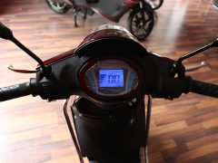 Power Elektro display