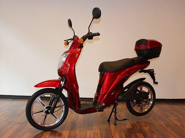 elektro scooter speedy als fahrrad gewertet escooter shop. Black Bedroom Furniture Sets. Home Design Ideas