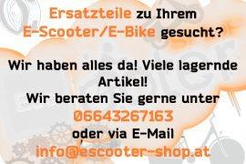 Ersatzteile E-Scooter