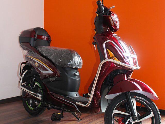 elektro scooter power mit stra enzulassung g nstig kaufen. Black Bedroom Furniture Sets. Home Design Ideas